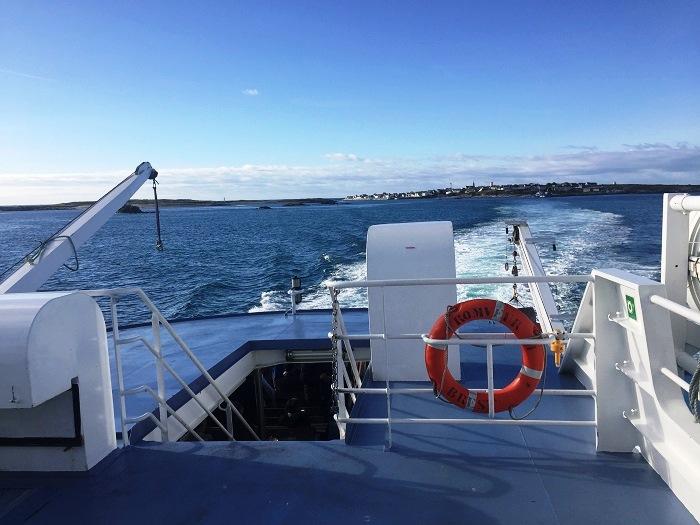 Navires - Fromveur II