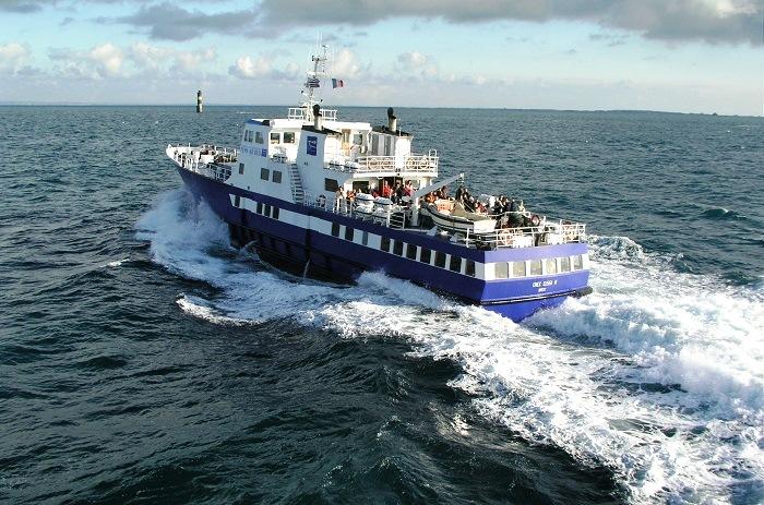 Navires - Enez Eussa
