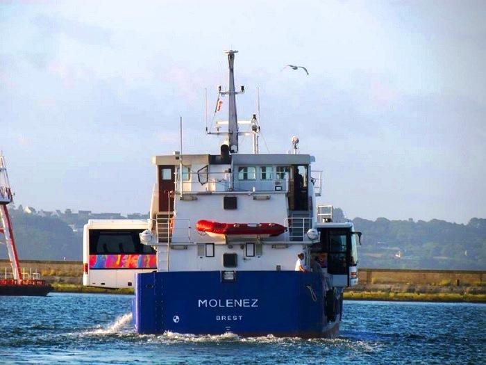 Navires - Le Molenez