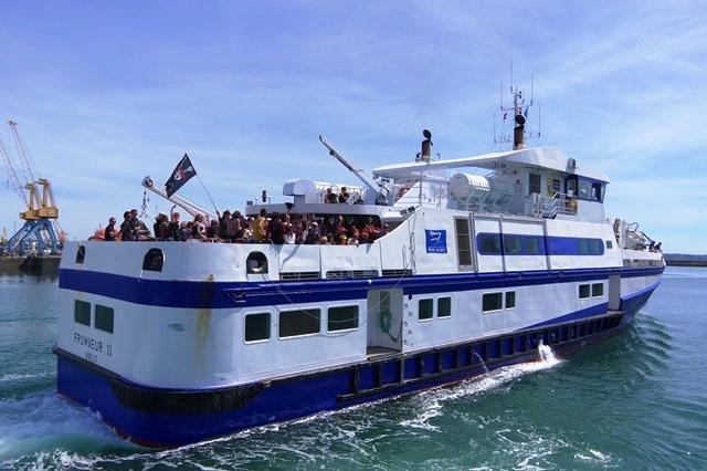 Navires - Le Fromveur II - Erwan Guegueniat