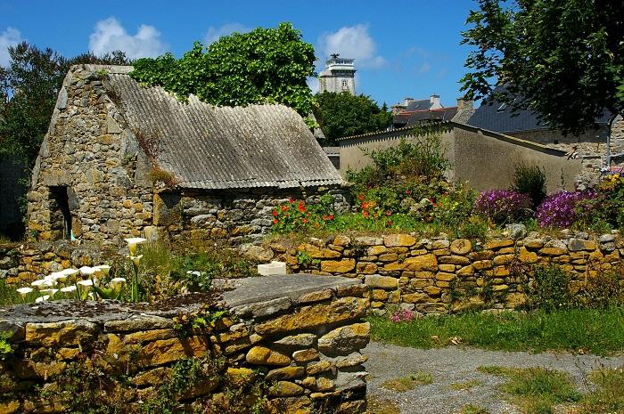 Molène - bourg