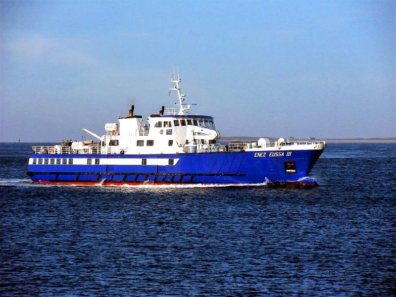 Navires - Enez Eussa III