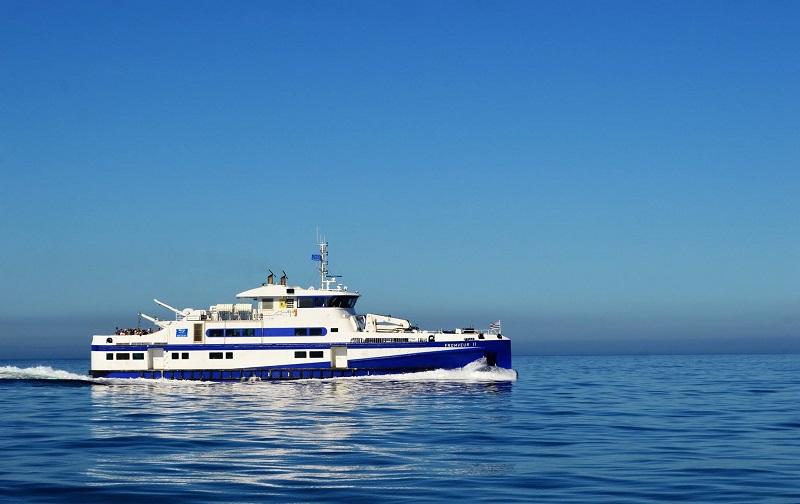 Navires - Fromveur II - Gilles Barbu