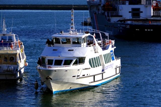 Navires - Le Petrel