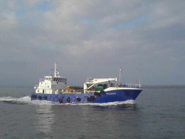 Navires - Molenez