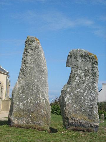 menhir Causeurs_de_l'île_de_Sein